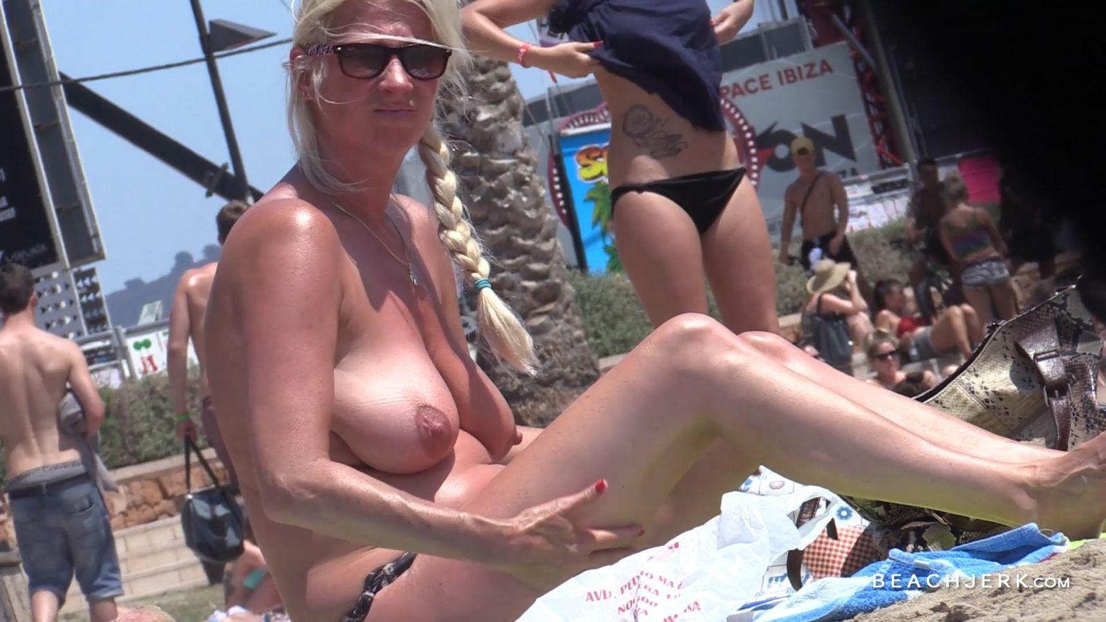 Beach Jerk